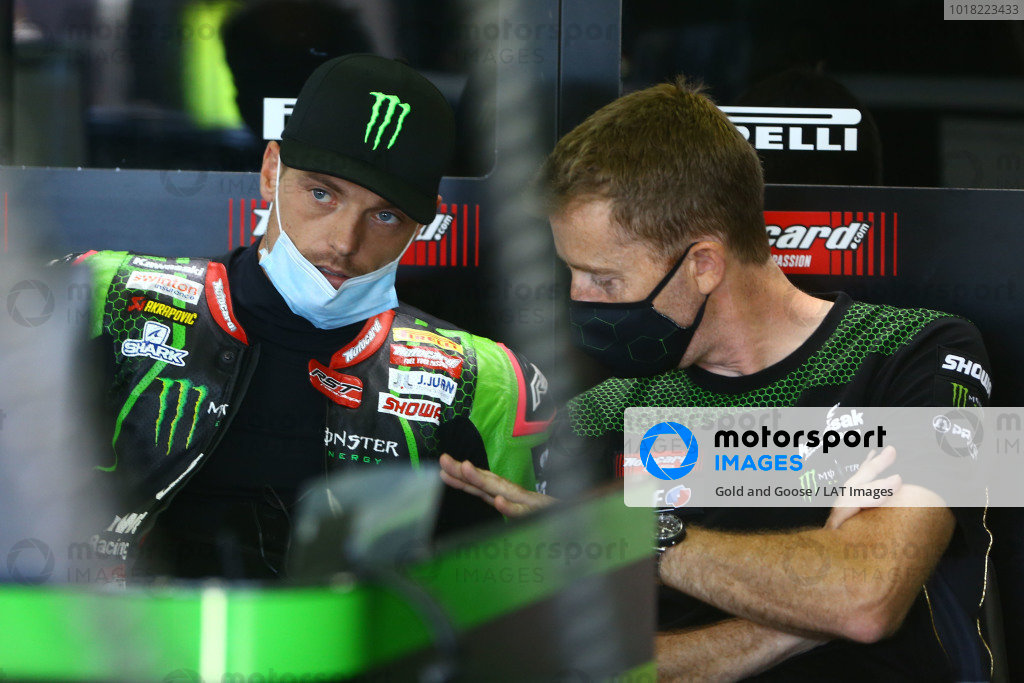 Alex Lowes, Kawasaki Racing Team, Marcel Duinker.