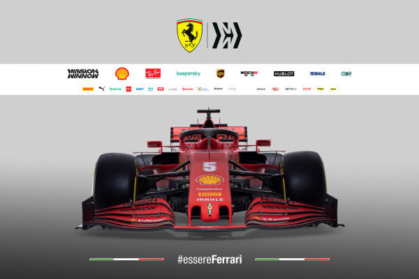 The Ferrari SF1000 is launched. NOTE TO EDITORS: COPYRIGHT FERRARI, EDITORIAL USE ONLY