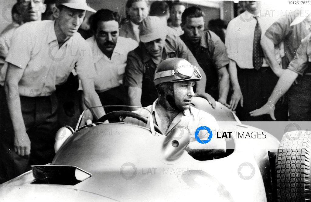 1955 Argentinian Grand Prix.