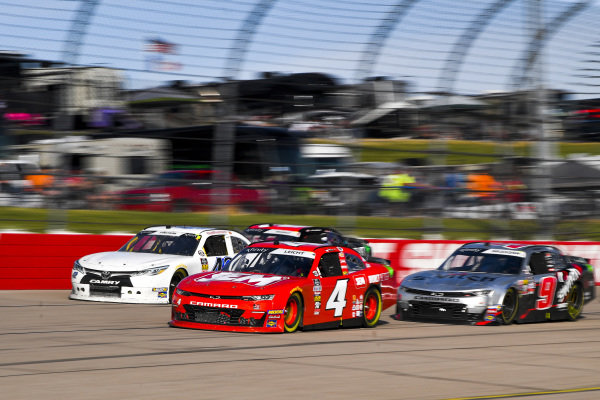 #4: Stephen Leicht, JD Motorsports, Chevrolet Camaro SEM
