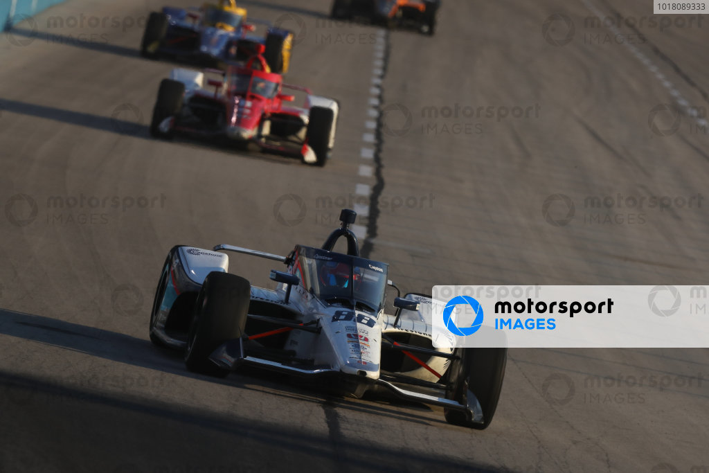 Colton Herta, Andretti Harding Steinbrenner Autosport Honda Copyright: Chris Owens - IMS Photo