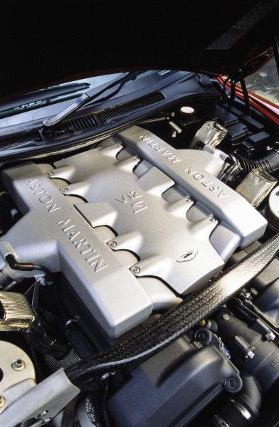 Aston Martin Vanquish S.
