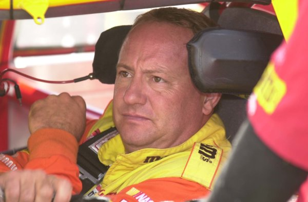 2001 NASCAR Pocono Raceway July 29 2001 USAKen Schrader,-Robert LeSieurLAT Photographic