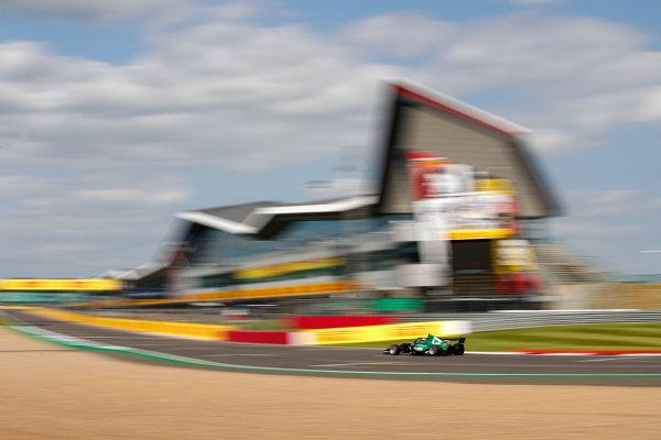 Bruna Tomaselli (BRA) Qualifying Silverstone