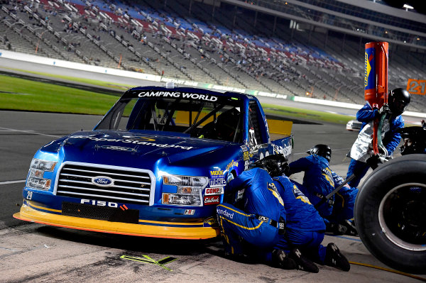NASCAR Camping World Truck Series JAG Metals 350 Texas Motor Speedway Fort Worth, TX USA Saturday 4 November 2017 Chase Briscoe, Cooper Standard Ford F150 World Copyright: Rusty Jarrett LAT Images