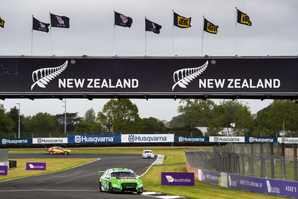 2017 Supercars Championship Round 14.  Auckland SuperSprint, Pukekohe Park Raceway, New Zealand. Friday 3rd November to Sunday 5th November 2017. Mark Winterbottom, Prodrive Racing Australia Ford.  World Copyright: Daniel Kalisz/LAT Images  Ref: Digital Image 031117_VASCR13_DKIMG_0256.jpg