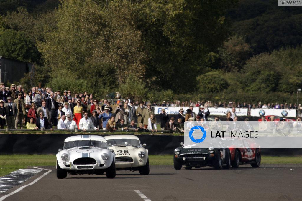 2011 Goodwood Revival Race Meeting.