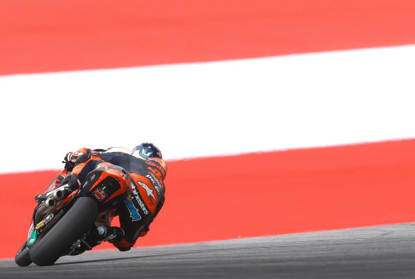 2017 Moto2 Championship - Round 11 Spielberg, Austria Friday 11 August 2017 Miguel Oliveira, Red Bull KTM Ajo World Copyright: Gold and Goose / LAT Images ref: Digital Image 685697