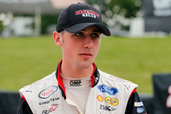 NASCAR XFINITY Series Johnsonville 180 Road America, Elkhart Lake, WI USA Saturday 26 August 2017 Austin Cindric, Discount Tire Ford Mustang World Copyright: Russell LaBounty LAT Images