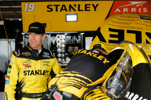 13-15 May, 2016, Dover, Delaware USA Carl Edwards, Stanley Toyota Camry ©2016, Matthew T. Thacker LAT Photo USA