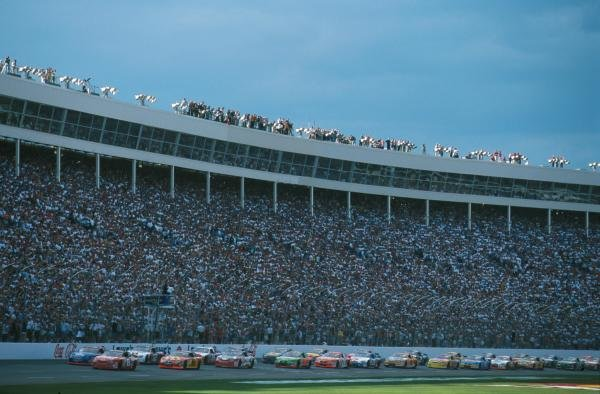 Start of race