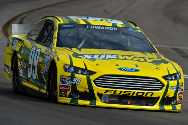 March 1-3, 2013 Avondale, Arizona USA Carl Edwards car.(c) 2013, Brian Czobat LAT Photo USA .