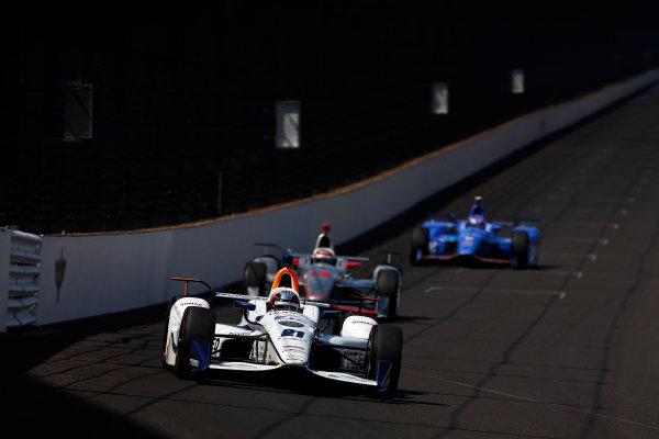 Verizon IndyCar Series Indianapolis 500 Practice Indianapolis Motor Speedway, Indianapolis, IN USA Monday 22 May 2017 JR Hildebrand, Ed Carpenter Racing Chevrolet World Copyright: Phillip Abbott LAT Images