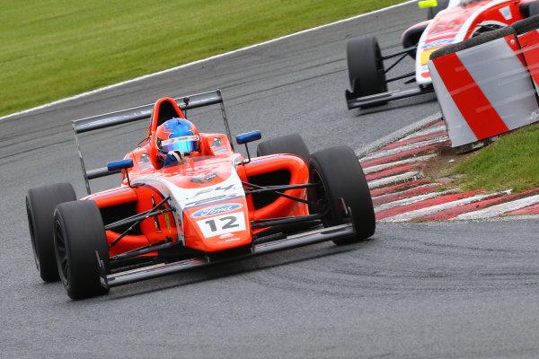 2017 British F4 Championship Oulton Park, 20th-21st May 2017, Ayrton Simmons (GBR / ESP) TRS Arden British F4 World copyright. JEP/LAT Images
