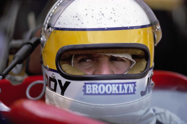 Jody Scheckter.
