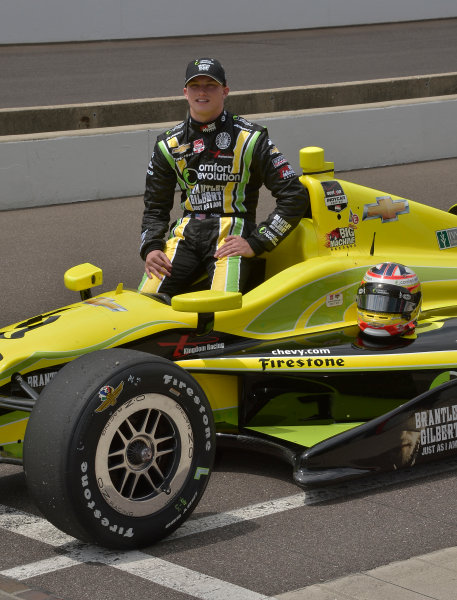 17-18 May, 2014, Indianapolis, Indiana, USA #22 Sage Karam, Dreyer & Reinbold-Kingdom Racing ©2014 Dan R. Boyd LAT Photo USA