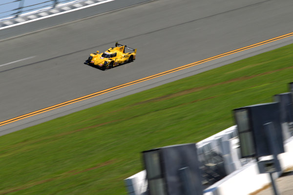 2017 WeatherTech Sportscar Championship December Daytona Testing Wednesday 6 December 2017 #85 JDC/Miller Motorsports ORECA LMP2: Simon Trummer  World Copyright: Alexander Trienitz/LAT Images  ref: Digital Image 2017-IMSA-Test-Dayt-AT1-1254