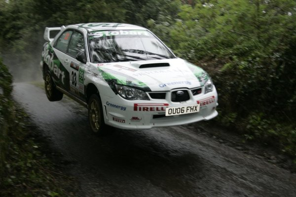 2006 British Rally Championship