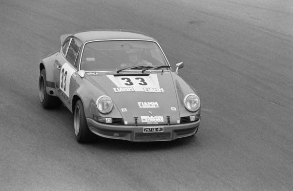"Laurent Ferrier / ""Gimax"", Michel Dupont, Chevron B23 Ford."