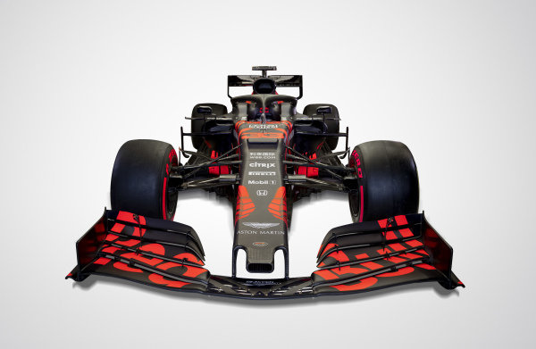 The new Red Bull Racing RB15