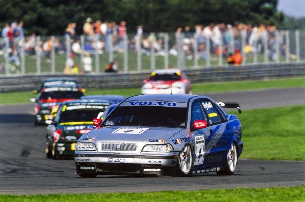 Rickard Rydell, Volvo S40 Racing, Volvo S40.