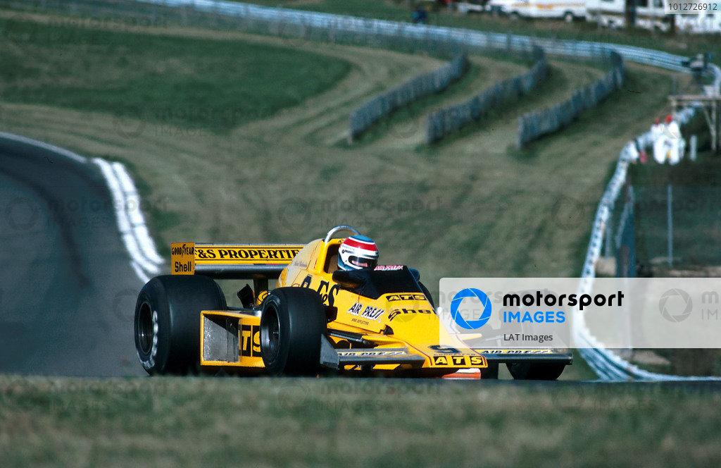 1978 United States Grand Prix East.