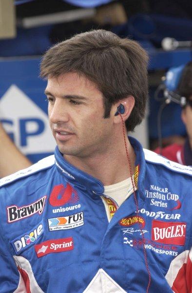 2002 NASCAR Phoenix, USA November 8-10, 2002 Checker Auto Parts 500 ,Phoenix International Raceway-Christian Fittipaldi,-Robt LeSieur2002LAT Photographic