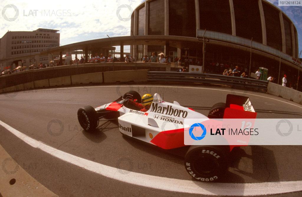 1988 U.S. Grand Prix.