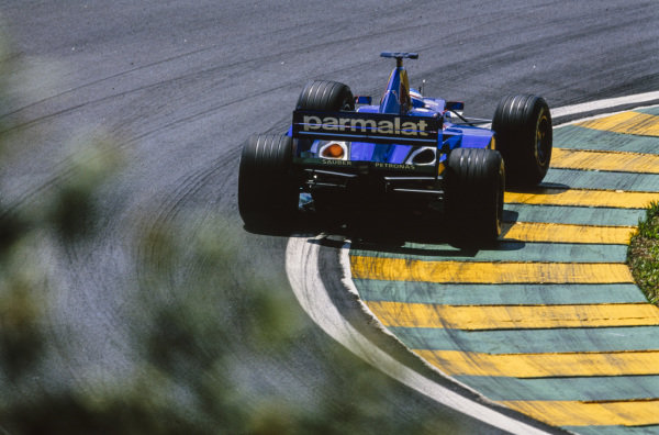 Mika Salo, Sauber C19 Petronas.