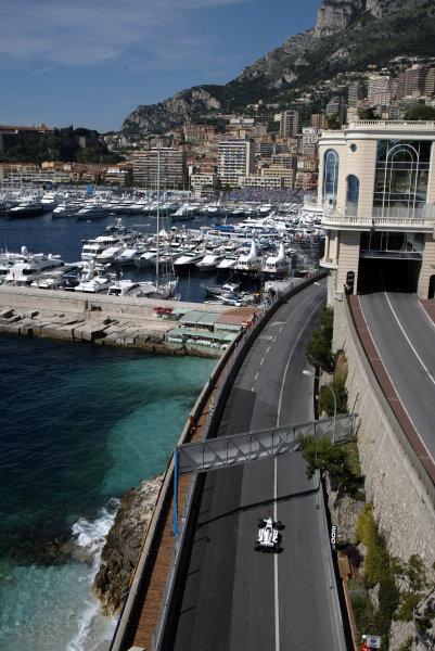 2002 Monaco Grand Prix - QualifyingMonaco. 25th May 2002World Copyright: Pic Steve Etherington/LATref: Digital Image Only