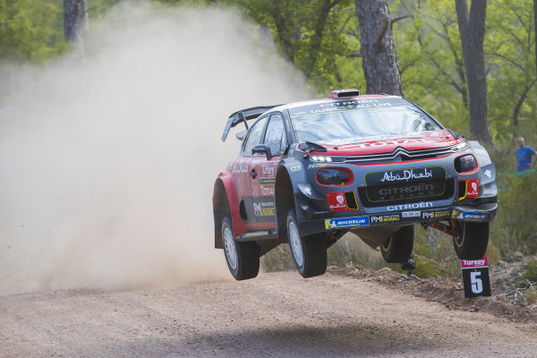 Mads Østberg, Citroën Racing, Citroën C3 WRC