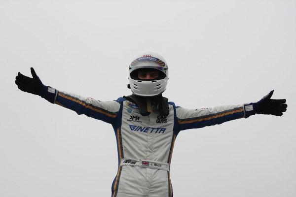 Josh Malin - Richardson Racing Ginetta G40