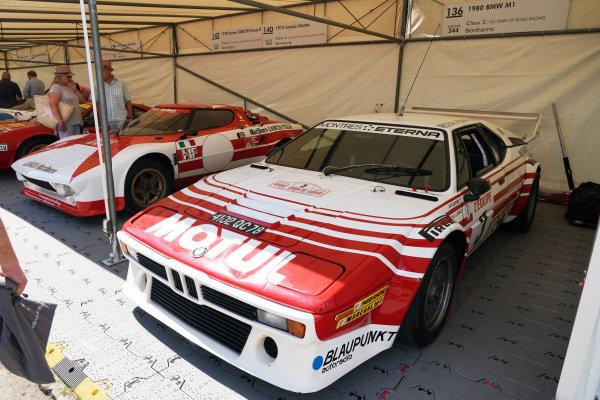 BMW M1 and Lancia Stratos.