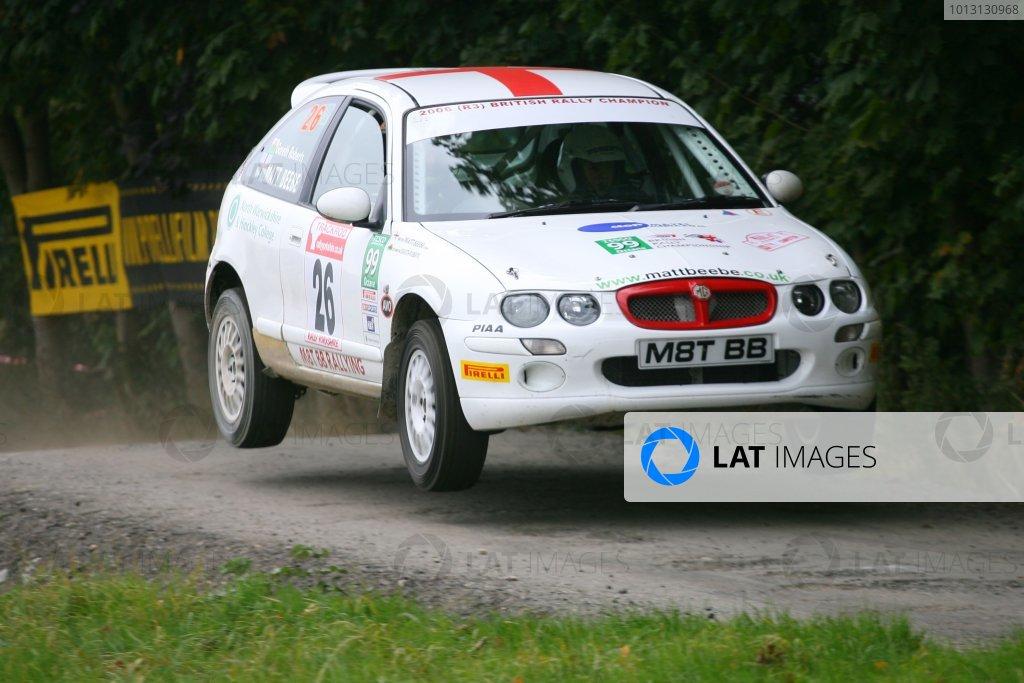 2007 British Rally Championship,