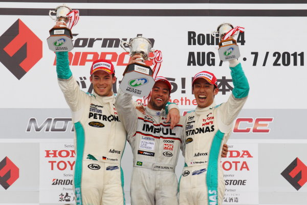 Round 4 - Twin Ring Motegi, Japan.