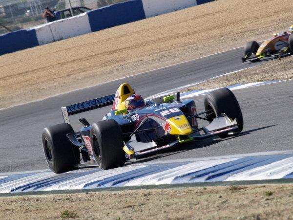 RWS Estoril 01.-02. October 2005 Round 8 WS by Renault Race 1 Colin Fleming (USA) Jenzer Motosport