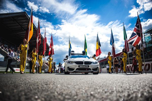2017 DTM Round 5 Moscow Raceway, Moscow, Russia Saturday 22 July 2017. BMW Safety car World Copyright: Evgeniy Safronov/LAT Images ref: Digital Image SafronovEvgeniy_2017_DTM_MRW_Sat-88