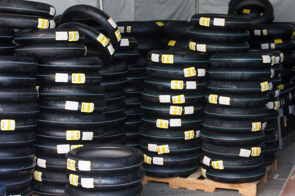 2017 Superbike World Championship - Round 8 Laguna Seca, USA. Friday 7 July 2017 Pirelli tyres World Copyright: Gold and Goose/LAT Images ref: Digital Image 682933