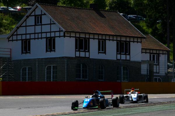 2016 BRDC F3 Championship, Spa-Francorchamps, Belgium. 7th - 9th July 2016. Eugene Denyssen (RSA) Sean Walkinshaw Racing BRDC F3. World Copyright: Ebrey / LAT Photographic.