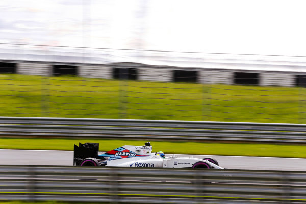 Red Bull Ring, Spielberg, Austria. Saturday 02 July 2016. Felipe Massa, Williams FW38 Mercedes. World Copyright: Steven Tee/LAT Photographic ref: Digital Image _X0W3468