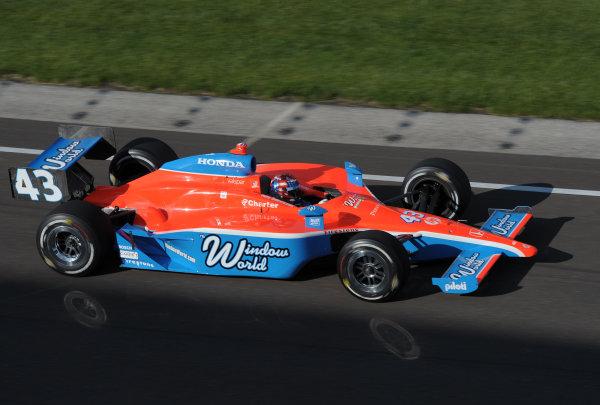 5-24 May, 2009. Indianapolis, Indiana USA.John Andretti.©2009 Dan R. Boyd  USA LAT Photographic.