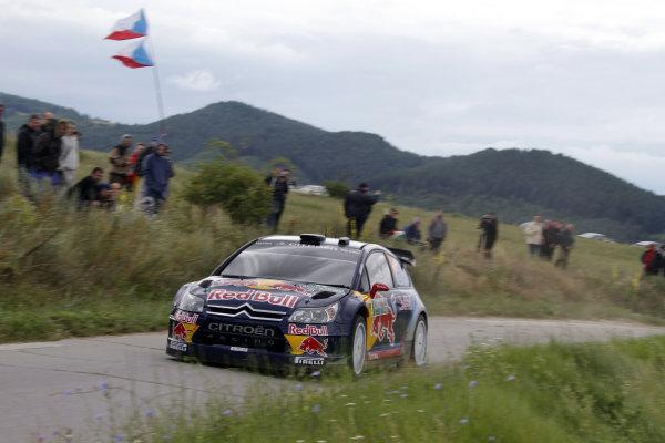 Round 07Rally Bulgaria 8-11 July  2010Kimi Raikkonen, Citroen WRC, ActionWorldwide Copyright: McKlein/LAT