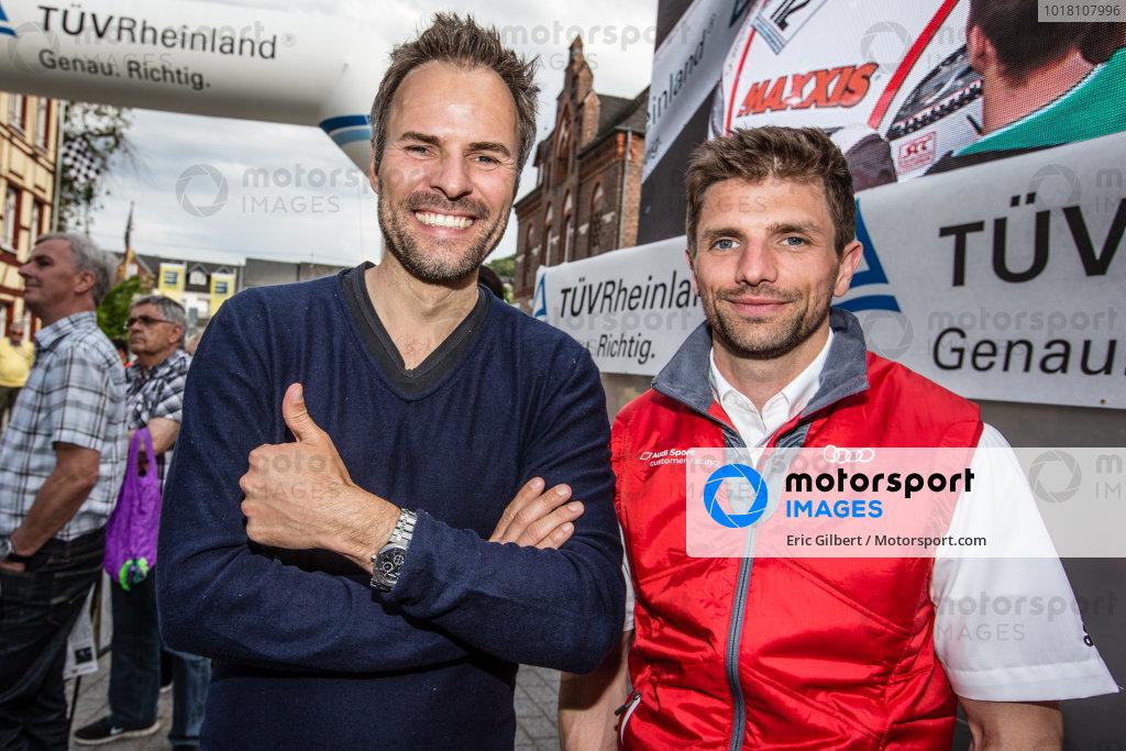 Marcel Tiemann and Christian Mamerow