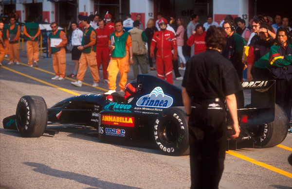 1992 San Marino Grand Prix.