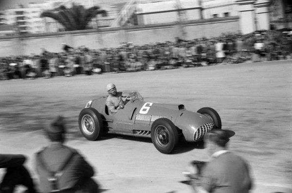 Dorino Serafini, Ferrari 375.