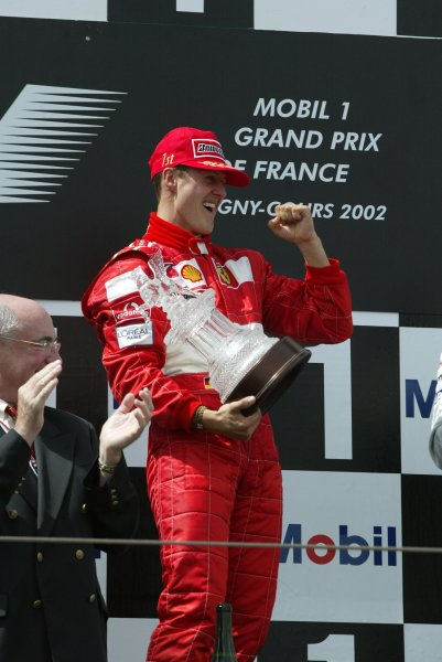 2002 French Grand Prix - Race