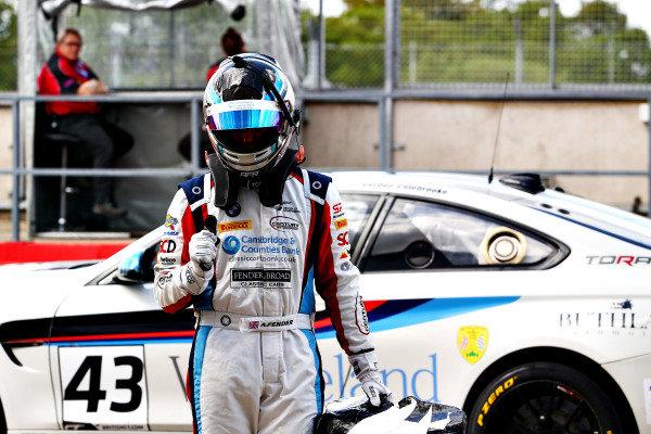 Angus Fender Century Motorsport BMW M4 GT4