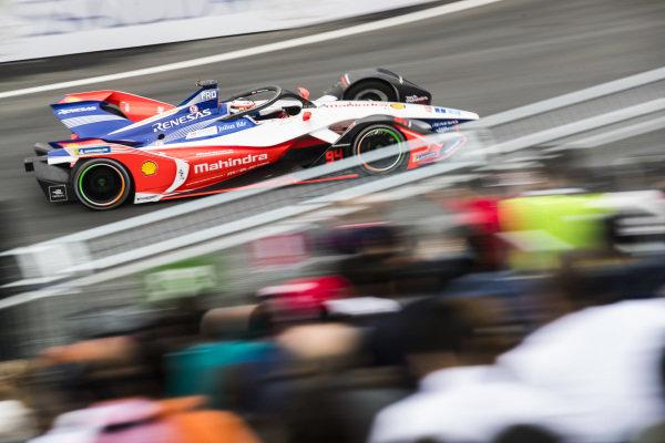 Felix Rosenqvist (SWE) Mahindra Racing, M5 Electro