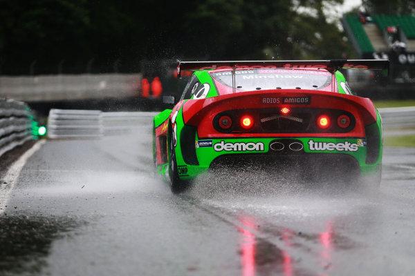 2017 Ginetta GT4 Supercup  Oulton Park, 20th-21st May 2017, Jack Minshaw Xentek Motorsport Ginetta G55 World copyright. JEP/LAT Images