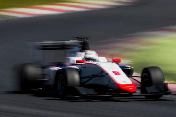 2016 GP3 Series Test 2. Circuit de Catalunya, Barcelona, Spain. Thursday 20 April 2017. Kevin Joerg (SUI, Trident)  Photo: Zak Mauger/GP3 Series Media Service. ref: Digital Image _56I5597